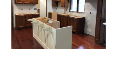 Quarter Sawn Red Oak Kitchen