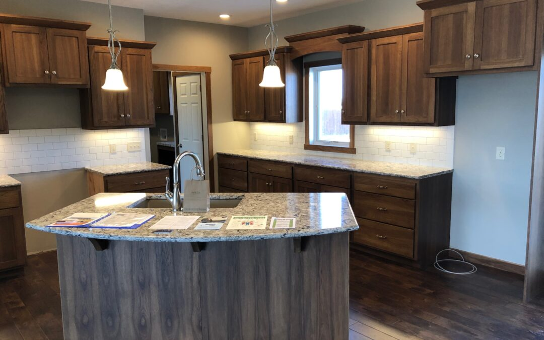 Hickory Shaker Style Kitchen